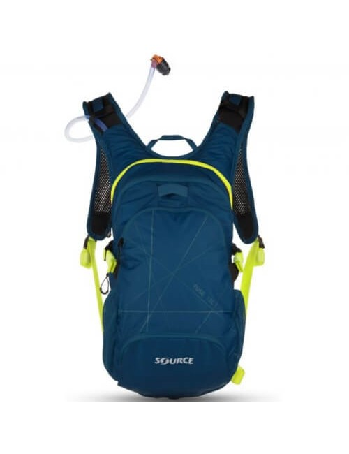 Source Fuse Hydration Pack 3 + 9 L - DarkBlue/Green
