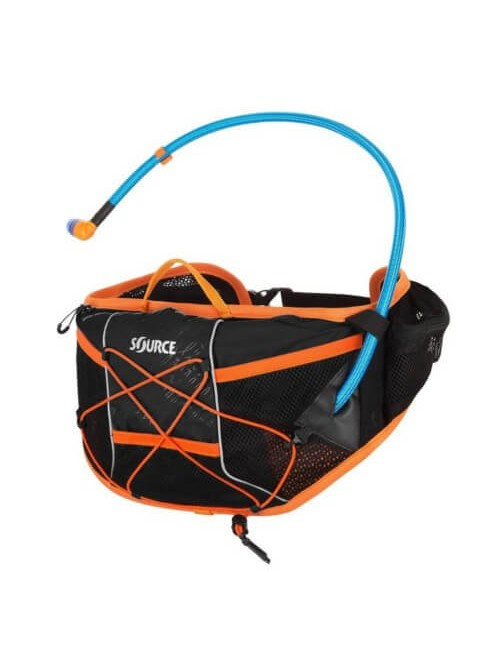 Source hydration pack Hipster Wave Hydration Belt 1.5 liter - Zwart