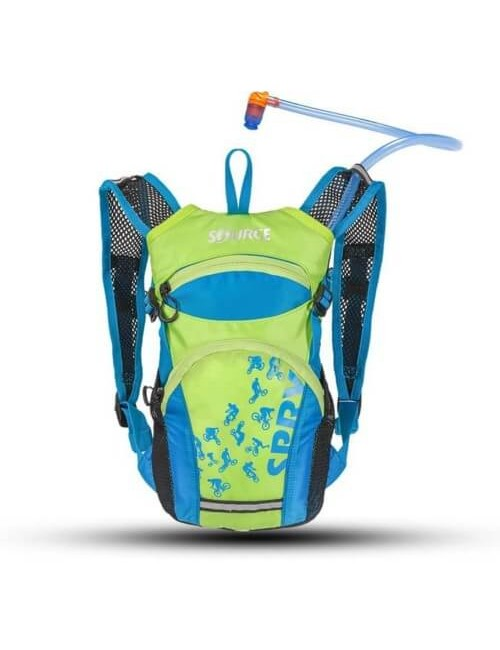 Source Hydration Spry Kinder-1.5 L - Blau/Grün