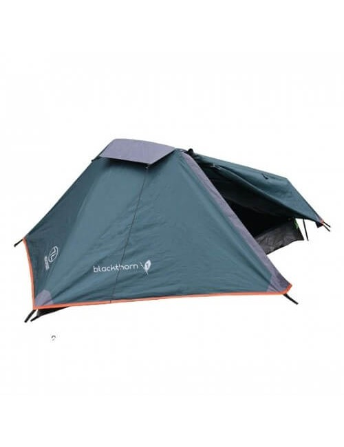 Highlander Blackthorn 1 backpack tent - Hunter Green