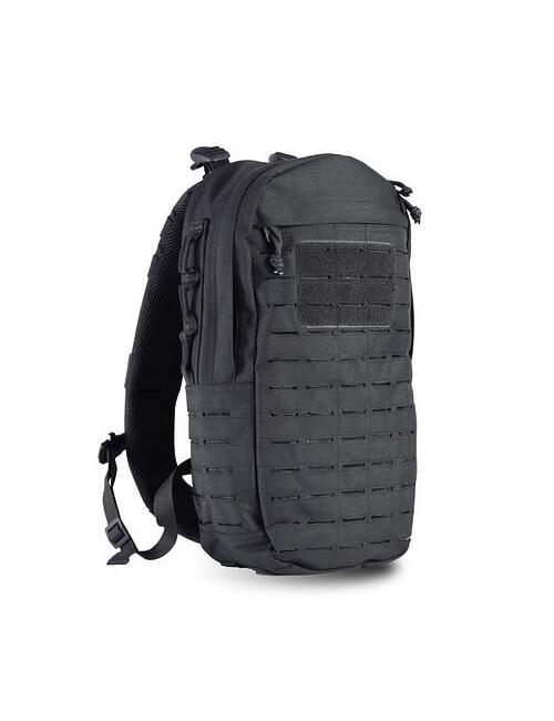 Highlander Cobra Single Strap Backpack 15L - Black