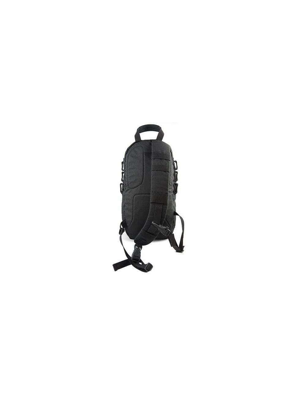 Highlander rugzak Cobra Single Strap 15 liter - Zwart