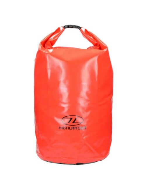 Highlander waterdichte tas Dry bag Tri-Laminate PVC 29 liter - Oranje