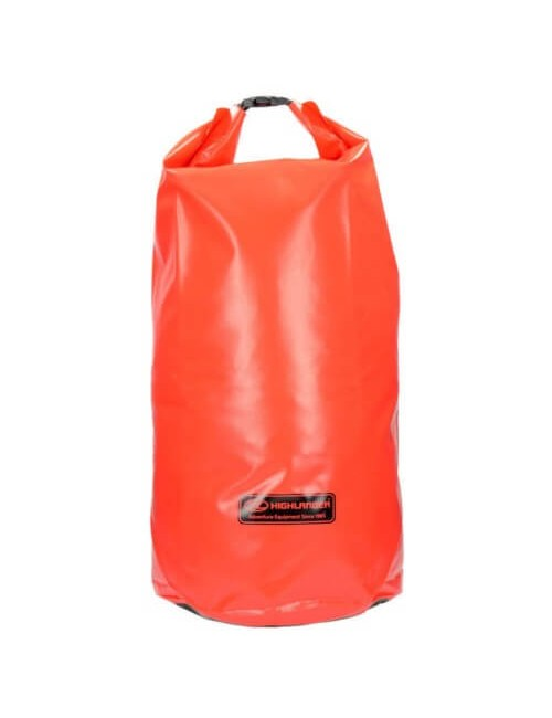 Highlander waterdichte tas Dry bag Tri-Laminate PVC 44 liter - Oranje