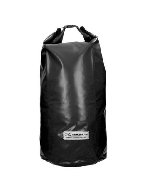 Highlander Tri Laminate PVC Dry Bag (44 litres) - Black