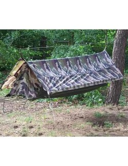 101 Inc Jungle Hammock French Camo