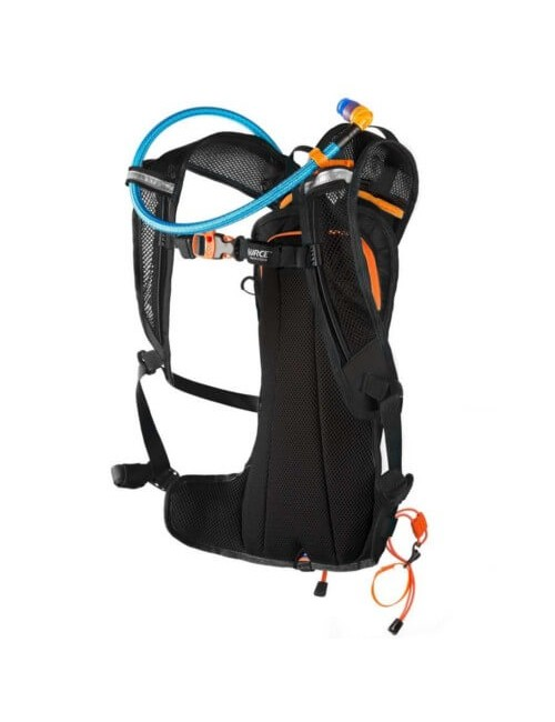 Source hydration pack Verve 2 liter Widepac - Zwart