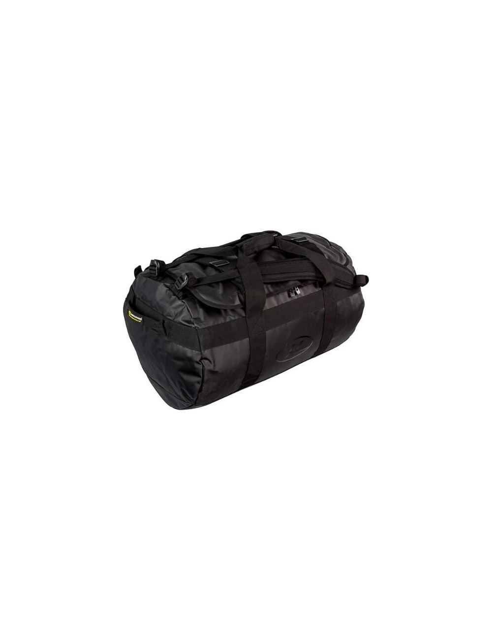 Highlander Lomond Tarpaulins Duffle Bag 65 - Black