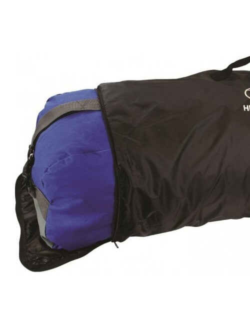 Highlander transporthoes Transitcover maximaal 100 liter voor backpack