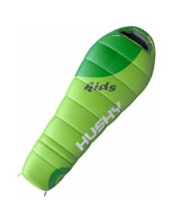 Husky sleeping bag Kids Magic Green
