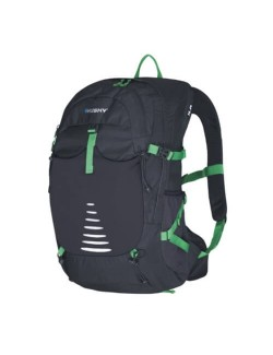 Husky Trekking - Cycling Backpack – Skid - Black