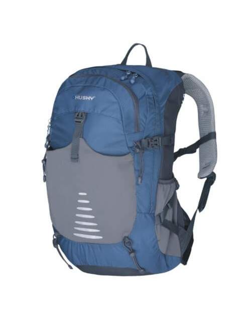 Husky rucksack, Trekking, Cycling, Backpacking Skid - 26 litres, Blue