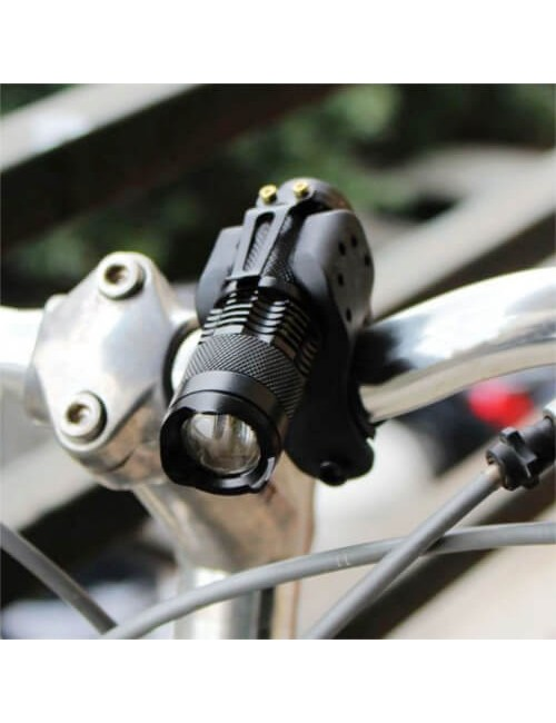 Bike mount for Cree Q5