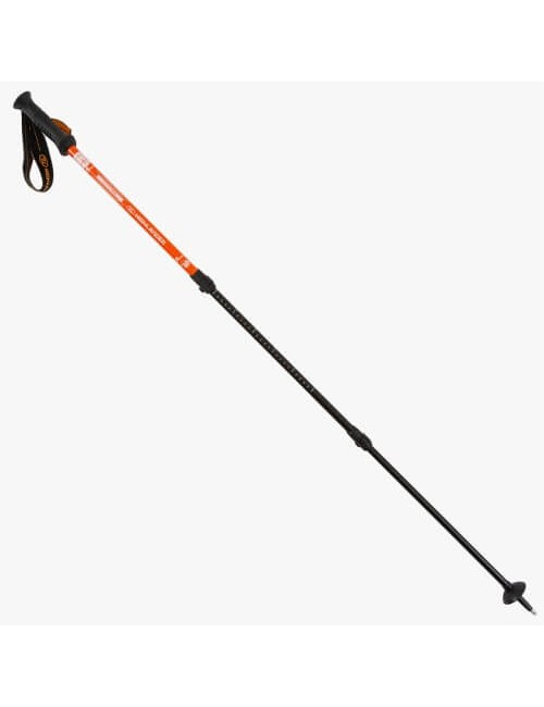 Highlander walking stick (single) Isle of Tiree - Fast Lock - Orange