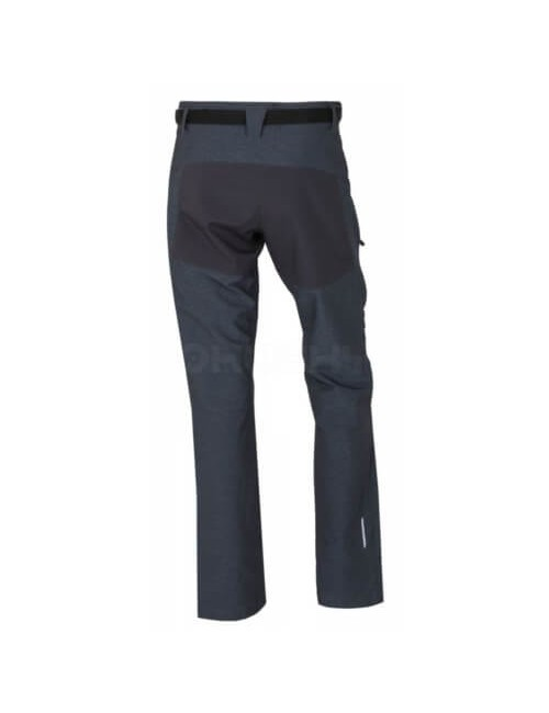 Husky outdoor pants Class L - softshell wandelbroek with stretch -Grey