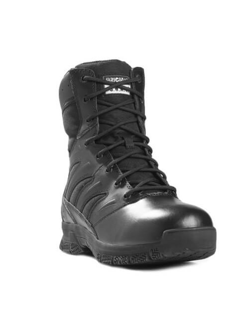 "Original S. W. A. T. work shoes Force 8"" Professional - Black"
