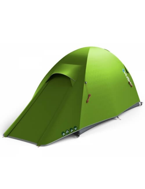 Husky Sawaj Ultra 2 - lightweight tent - 2 person - Green