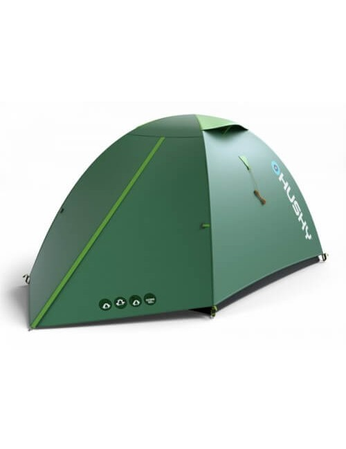 Husky Bizam 2, Plus - lightweight tent - 2 person - Green