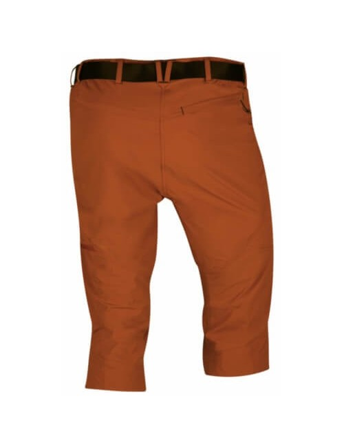 Husky outdoor-hiking 3/4 pants capri Klery M, Men's belt - Orange