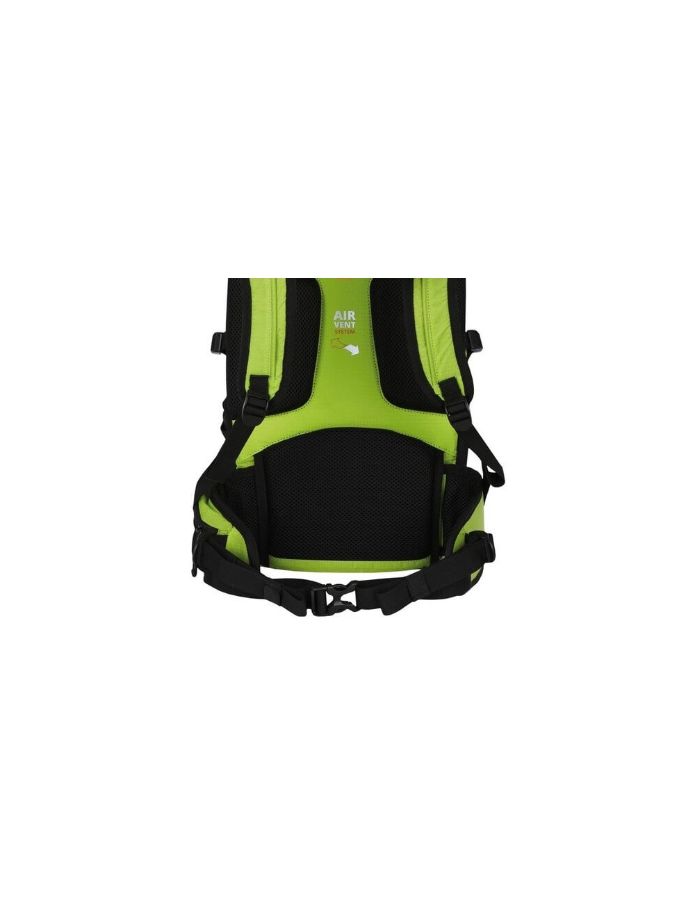 Hannah Outdoor rugzak Skipper 24 Air Vent - Groen