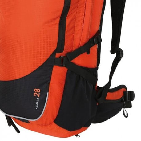 Hannah Outdoor rugzak Skipper 28 Air Vent - Oranje-Rood