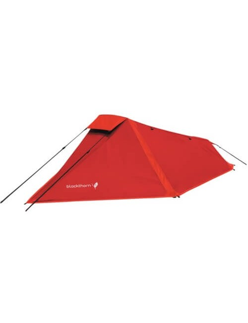 Highlander Blackthorn 1 - Leichtgewicht-Zelt - 1-Person - Red