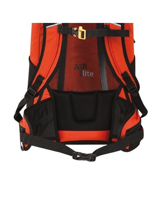 Hannah Outdoor rugzak Element 36 Air Lite Oranje - Rood