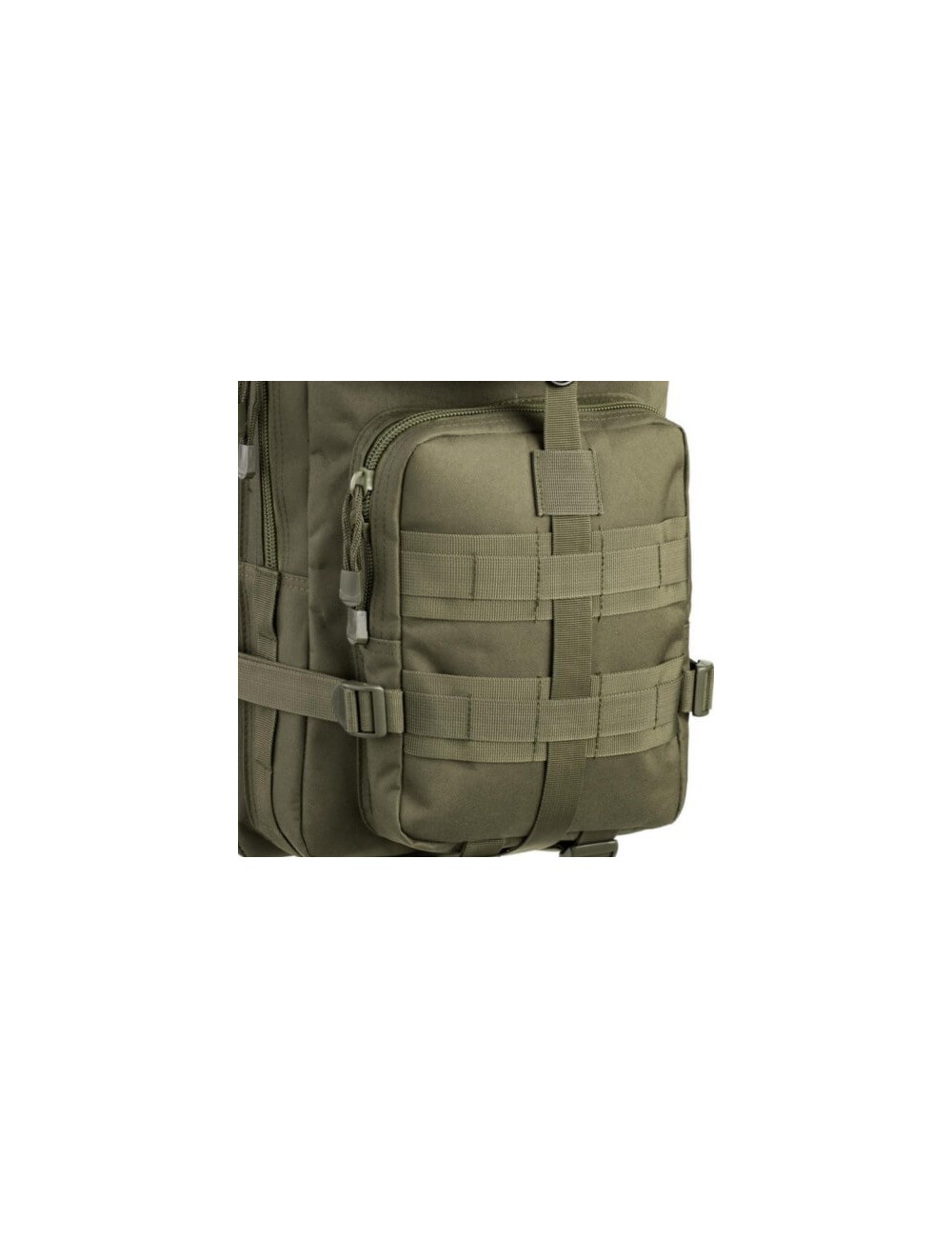 Defcon 5 rugzak Tactical backpack - Hydro compatible - 40 liter -Groen