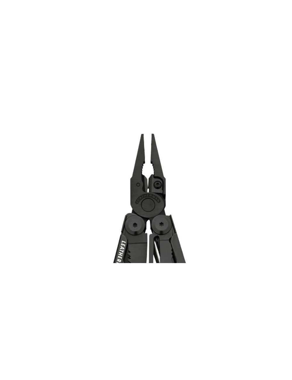 Leatherman multitool Signal Black 19-delig met schede - Zwart