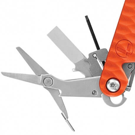 Leatherman multitool Charge® Plus 10-delig met schede - Oranje
