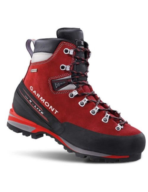 Garmont bergschoenen Pinnacle GTX® Cat C - Rood - Zwart