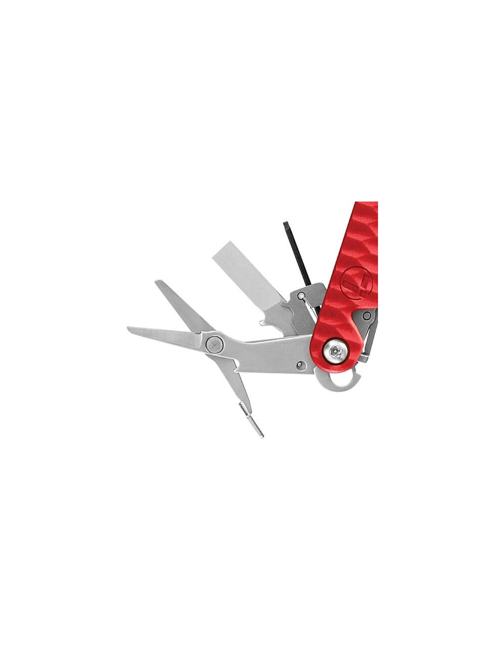 Leatherman multitool Charge® Plus 10-delig met schede - Rood