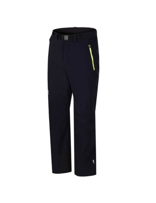 Hannah outdoor-wandel broek Garwyn - softshell stretch Heren -Grijs