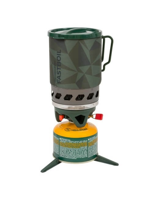 Highlander pressure gas Fastboil III, Forces, 1.1 L, Green