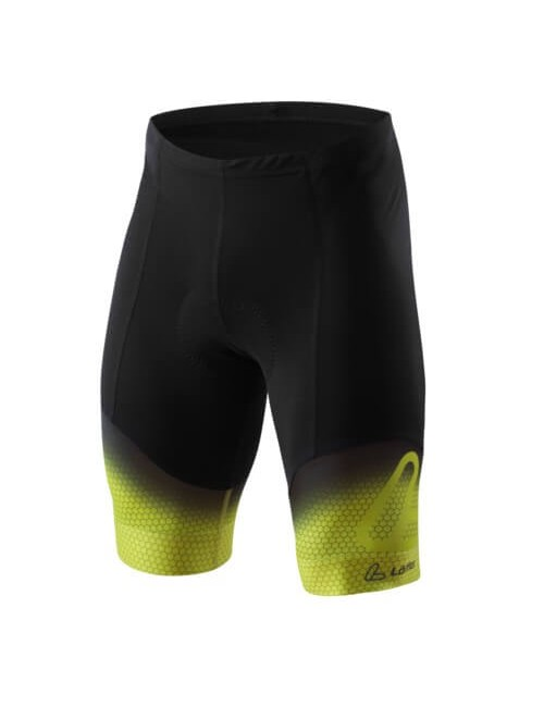 Loeffler cycling shorts short M-Bike Shorts Thights EVO Black-Green