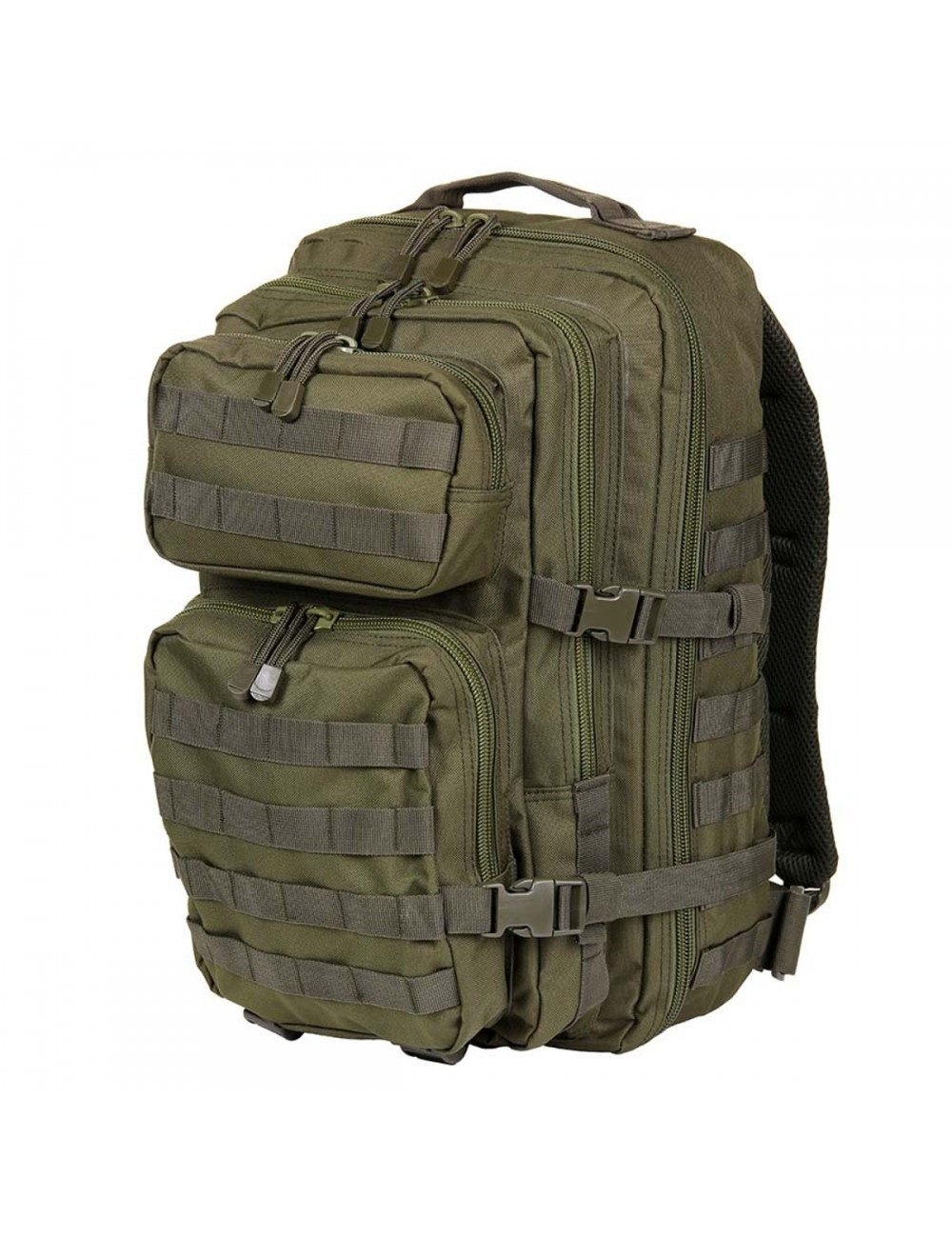 101 Inc Mountain-Rucksack 45 liter - ArmyGreen