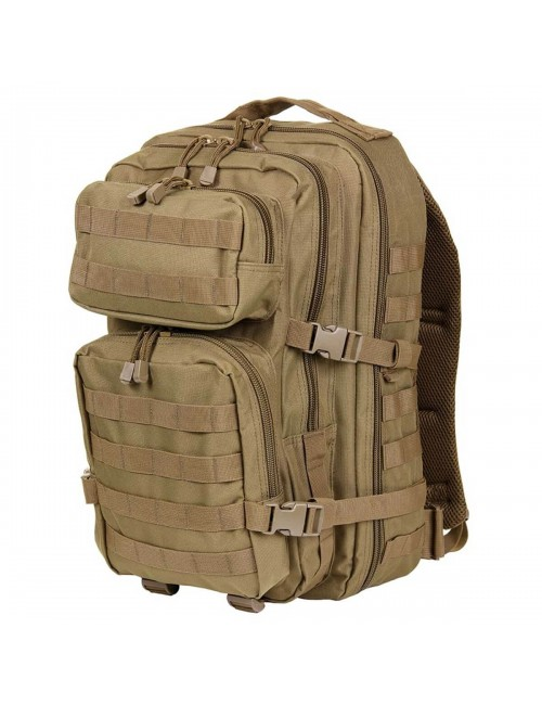 101 Inc Mountain backpack 45 liter US leger model - Coyote