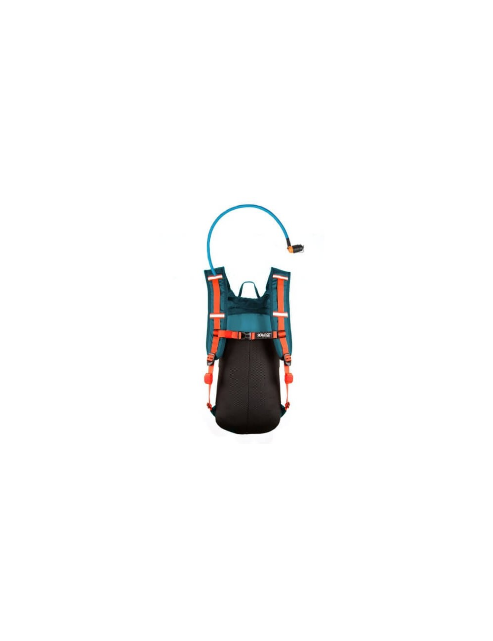 Source hydration pack Durabag 2020 Pro 2 liter - Coral Blue - Blauw