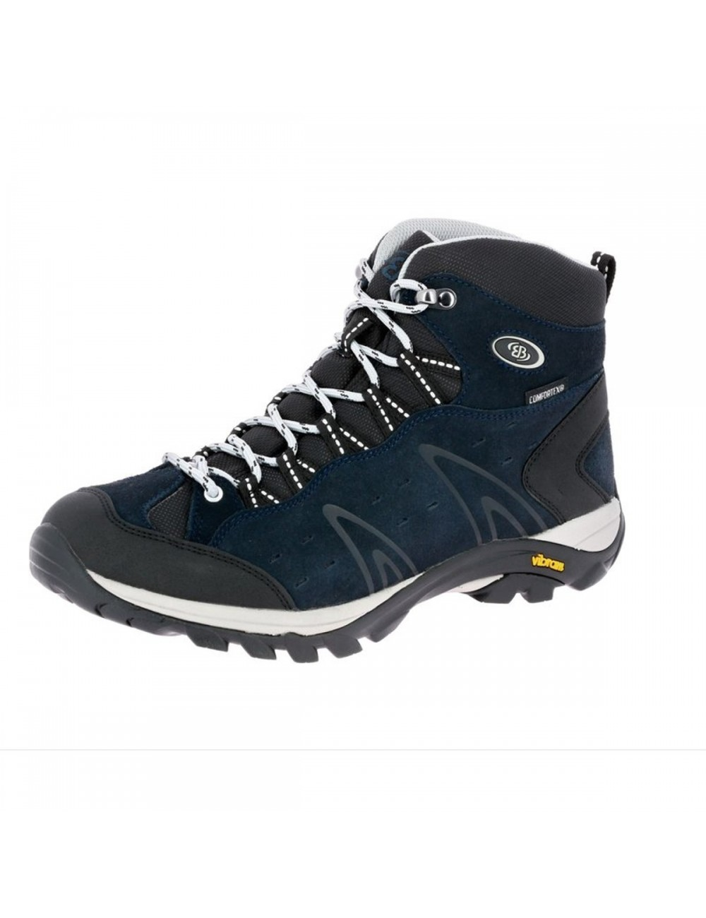 Brütting, hiking shoes, Mount Bona, a High - Navy Blue