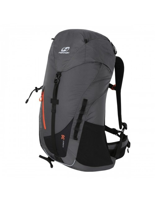 Hannah's Outdoor backpack, the Element 36 To the Air Lite, Magnet Grey