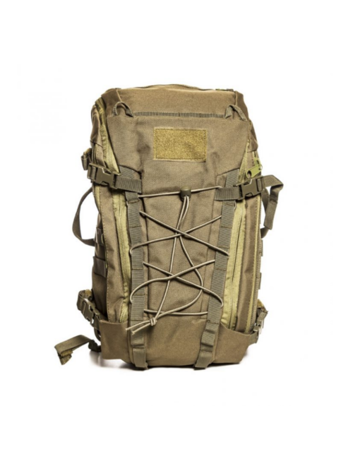 101 Inc Outbreak rugzak met MOLLE systeem 23 liter - Coyote