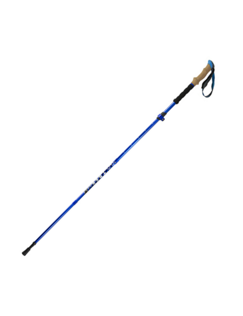Highlander wandelstok Trek Lite (single) - 3-delig - Blauw