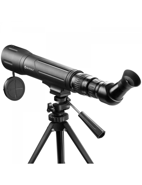 Barska telescope, a spotter SV 20-60x60 with a rotating eyepiece, Black