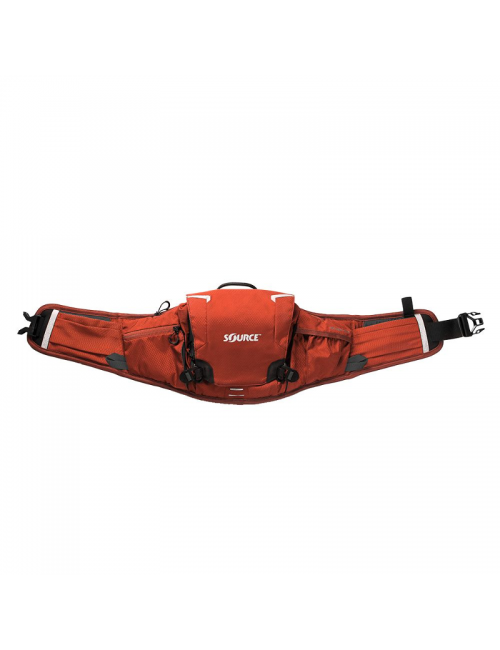 Source drinkgordel - running belt - Hipster Ultra Hydration 5L- Oranje