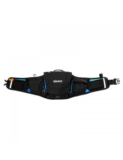 Source drinkgordel - running belt - Hipster Ultra Hydration 5L- Zwart