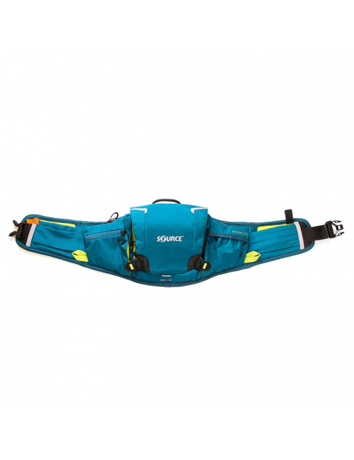 Source drinkgordel - running belt - Hipster Ultra Hydration 5L- Blauw
