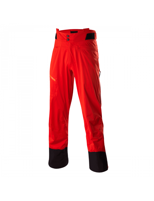 Loeffler outdoorbroek the Touring Pants, the Place you WANT Active-Fiesta - Red