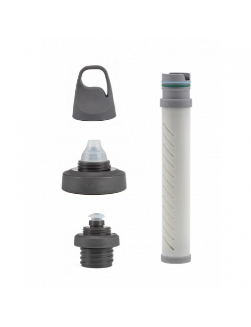 LifeStraw waterfilter Universal adapter kit voor diverse waterflessen