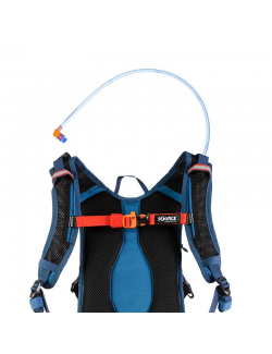 Source hydration pack, an a & r manager 3 + 9-liter backpack - the Atlantic, the Deep Blue - Blue