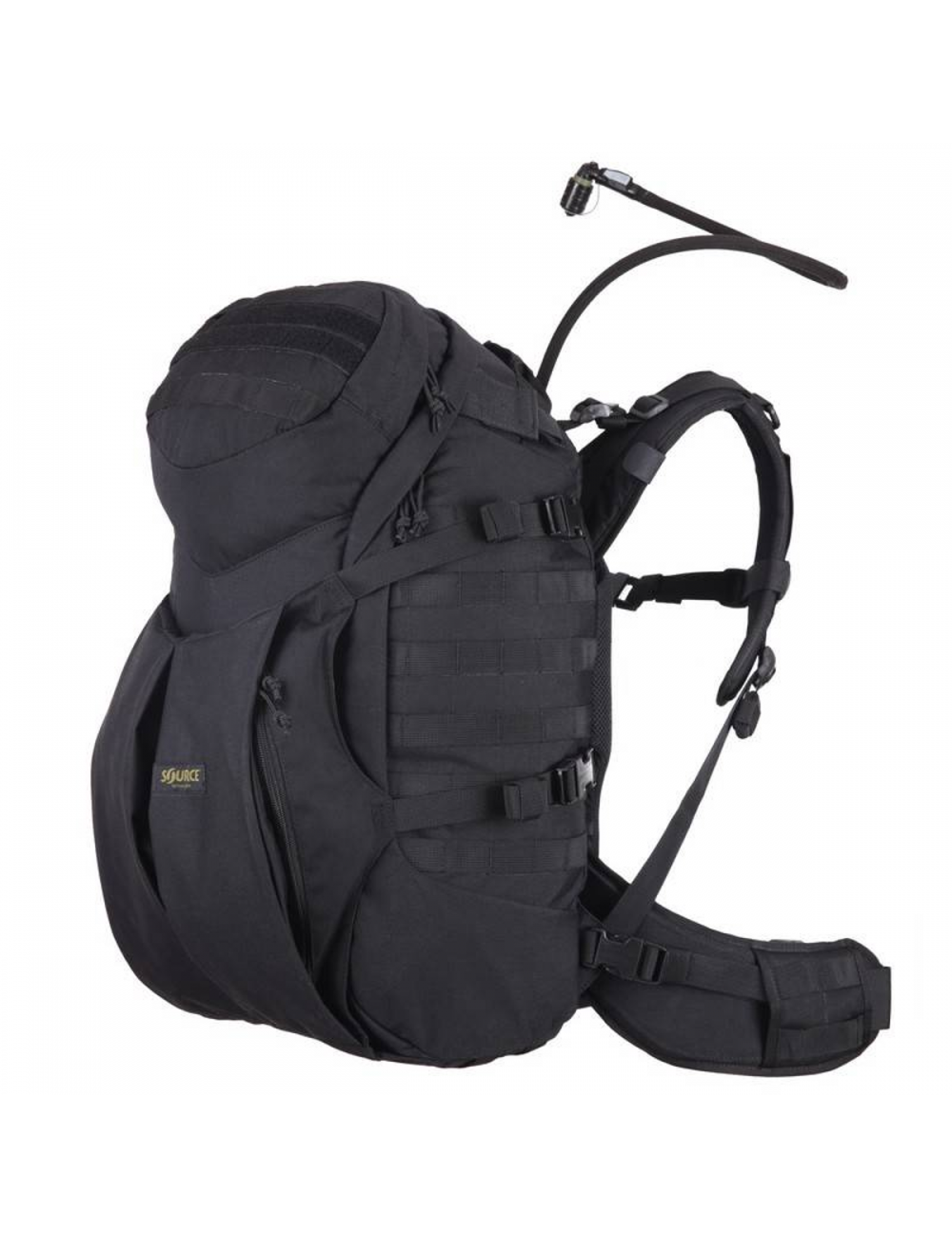 Source Tactical backpack water bag, Double D 45Q - Black